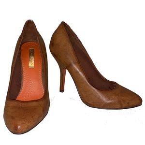 Trafaluc ZARA Brown Heels 36